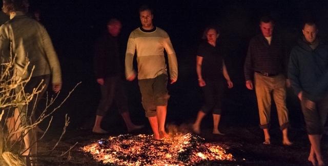 Feuerlauf – ein Erlebnisbericht von Katrin T.
